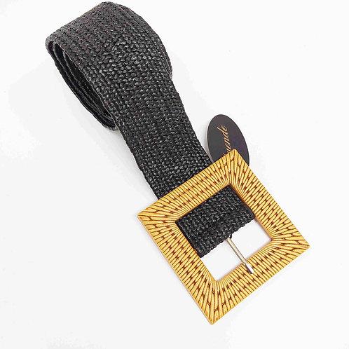 Cinturón Elástico Ef. Rafia