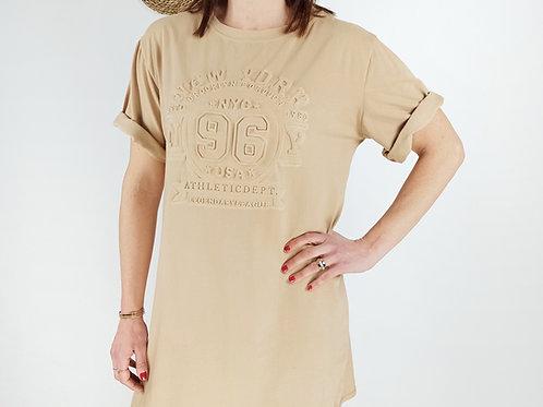 Vestido Camiseta Loreto