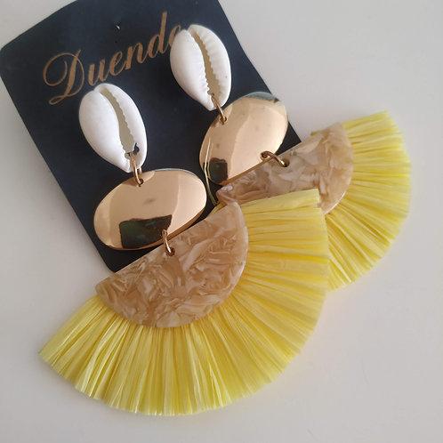 Pendientes Amarillos