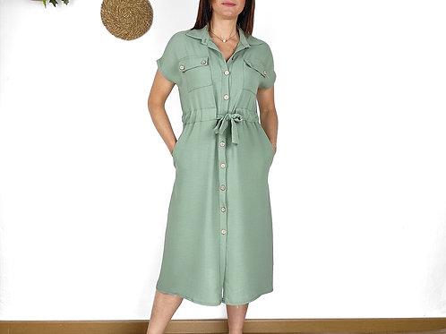 Vestido Safari Patricia