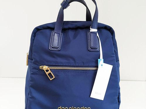Bolso- Mochila D.A. Azul