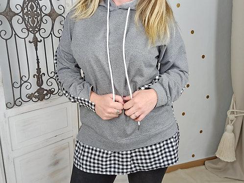 Sudadera Camisa Sila