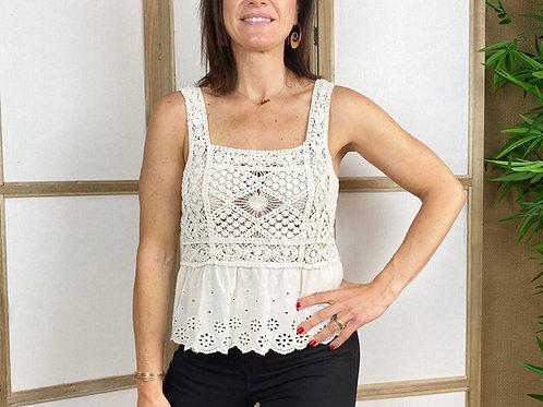 Top Crochet Karen