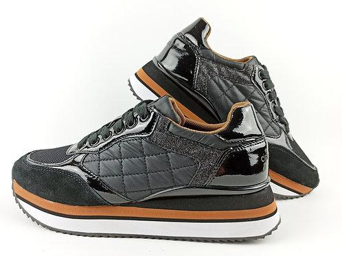 Zapatillas Black Don Algodón