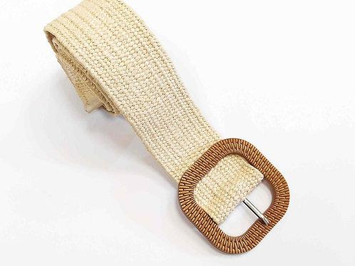 Cinturón Elástico Rafia