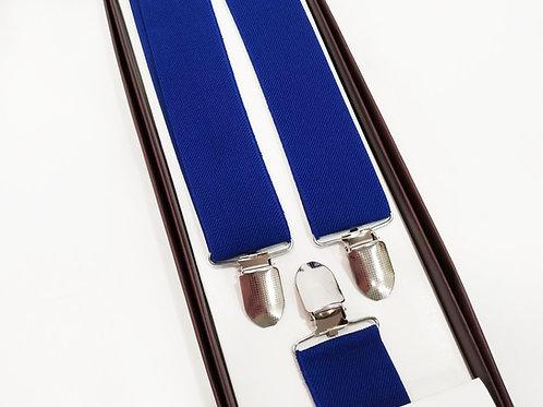 Tirantes Azul Klein