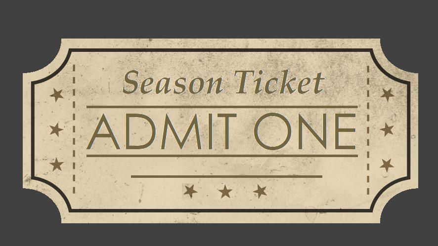 2020-21 Season Ticket