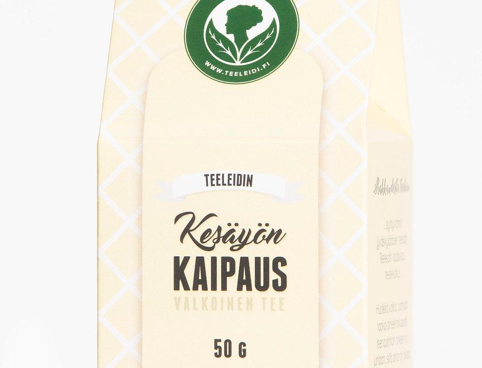 """Kesäyön Kaipaus """"Longing for Summer Nights"""" White Tea"""