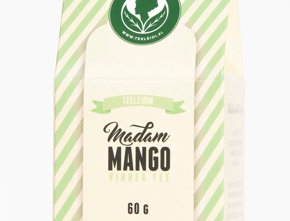 Madam Mango Green Tea