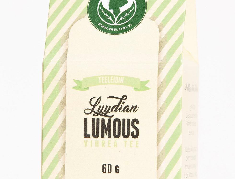 """Lyydian Lumous """"Lyydia's Enchantment"""" Green Tea"""