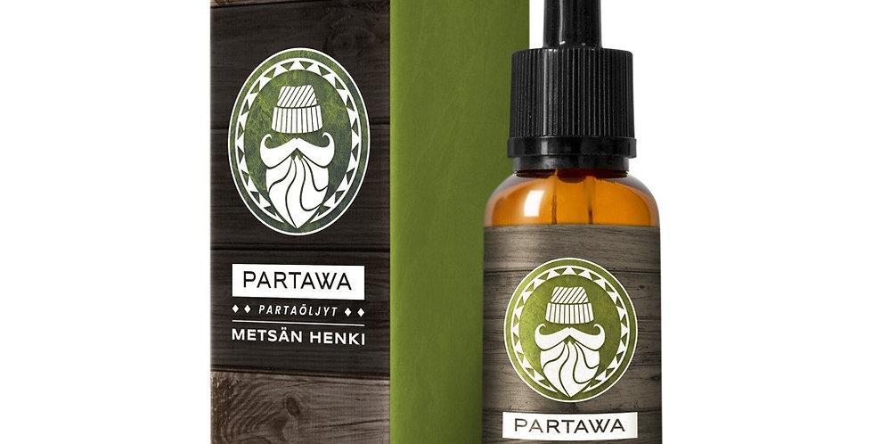 Beard oil Metsän henki - Spirit of the Woods