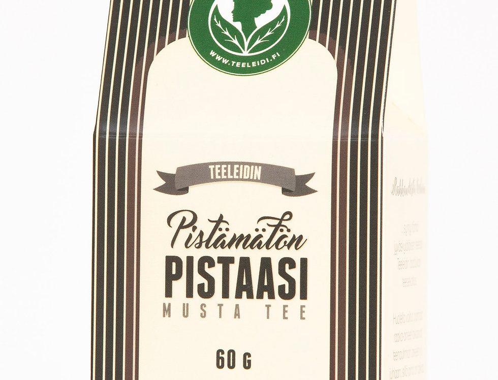 """Pistämätön Pistaasi """"Untouched Pistachio"""" Black Tea"""