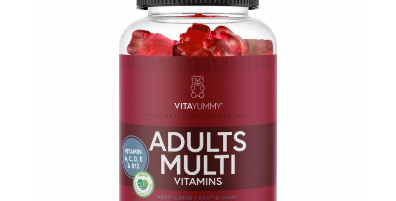 VitaYummy Adults Multivitamin 60 Pieces