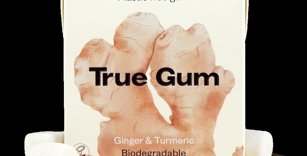 Ginger & Turmeric Gum