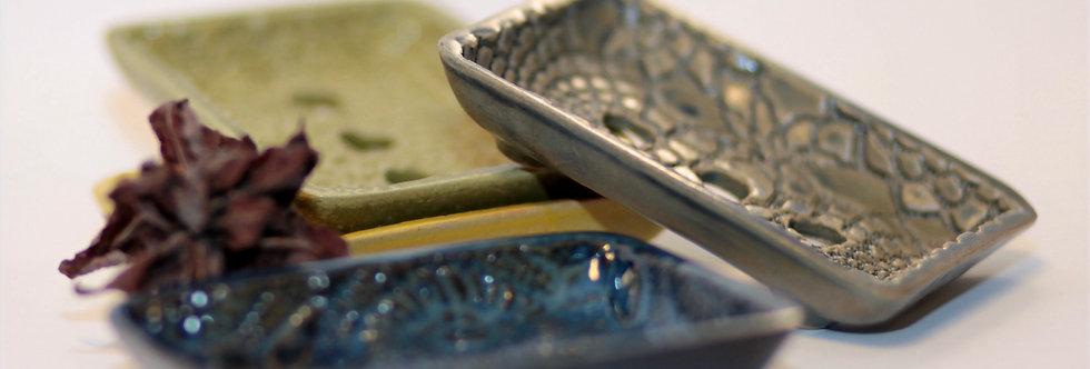 Ceramic Handmade soap dishes