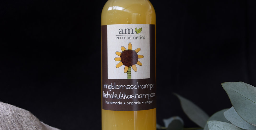 Organic Calendula Shampoo