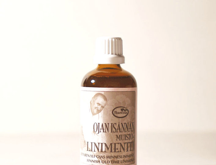 Finnish old time liniment