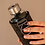Thumbnail: Silver Glass Bottle - 750ml