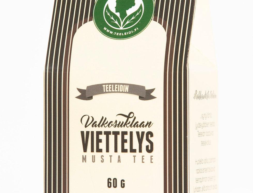 "Valkosuklaan Viettelys ""White Chocolate Seduction"" Black Tea"