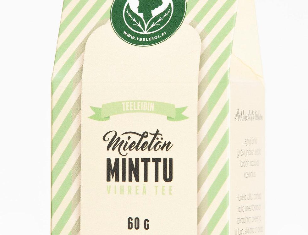 """Mieletön Minttu """"Insane Mint"""" Green Tea"""