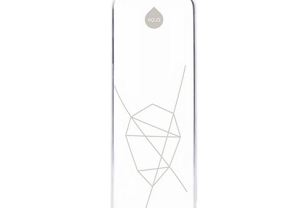 Gold Glass Bottle - 750ml