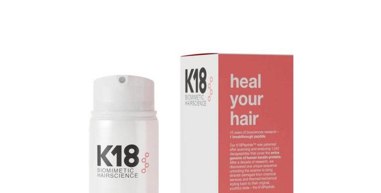 K18 Hair Leave-in Molecular Repair Mask 50ml