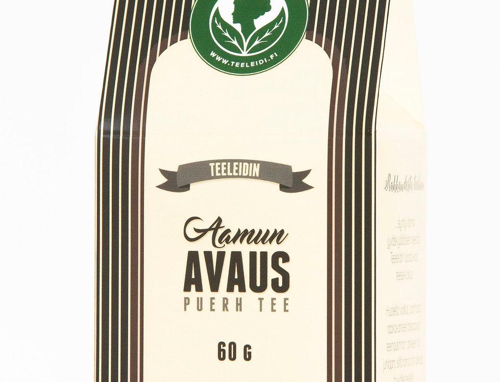 """Aamun Avaus """"Open Morning"""" Black Tea"""