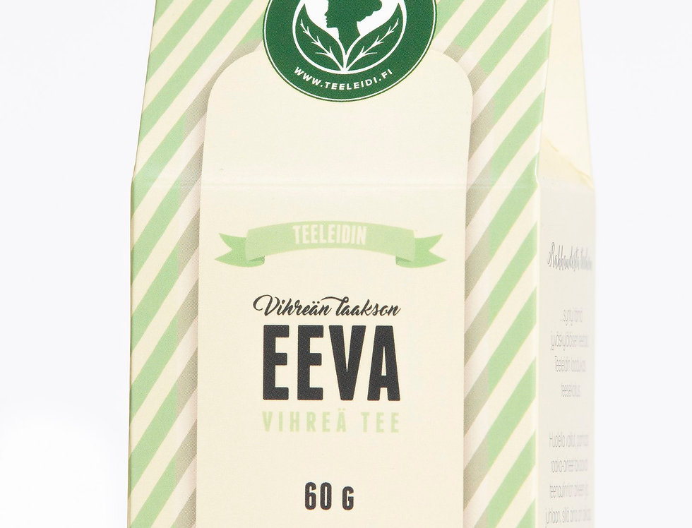 "Vihreän laakson Eeva ""Green Valley Eve"" Green Tea"