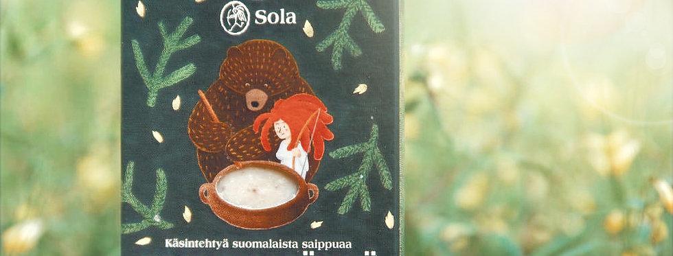 Korven Isäntä - Organic Scented Spruce & Nettle soap - Vegan