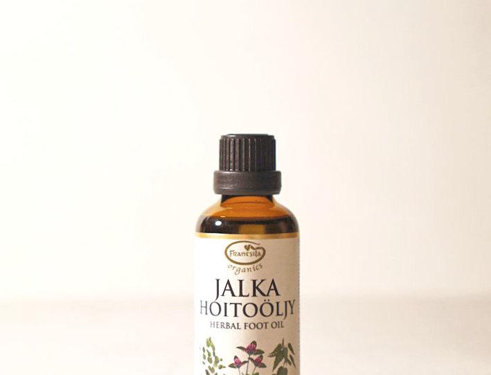 Foot Pedicure & Massage oil