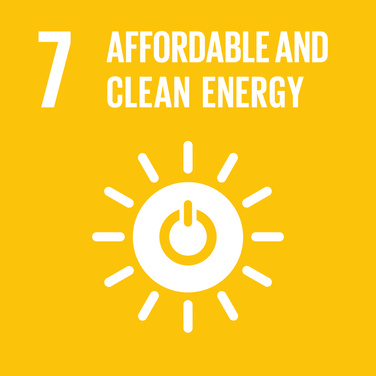 Goal 7: Providing clean and affordable energy to all.