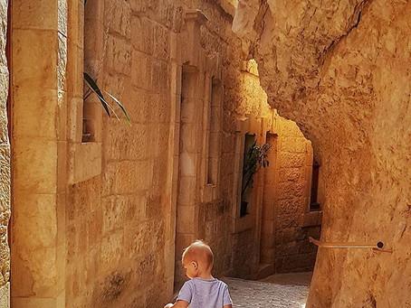 Travel Guide - Palestine