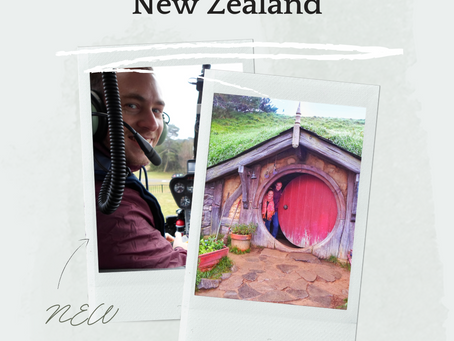 Hobbiton - Matamata New Zealand