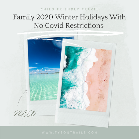 Family 2020 Winter Holidays With No Covid Restrictions