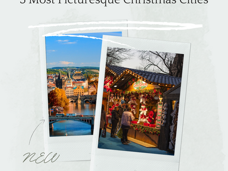 5 Most Picturesque Christmas Cities
