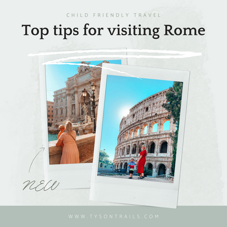 Travelling with children - Rome