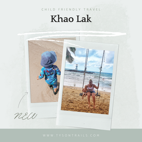 Travel With Children - Khao Lak