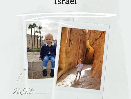 Travel With Children - Israel