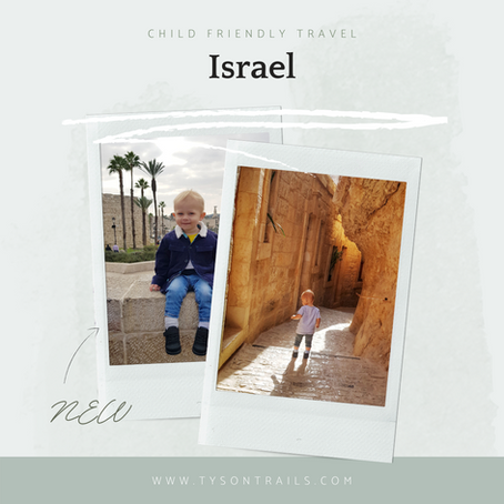 Travel With Children - Israel