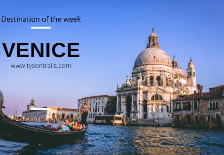Destination - Venice