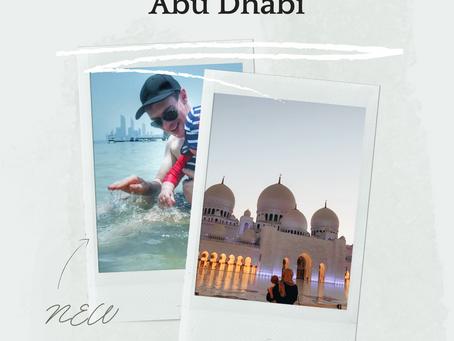 Travel With Children - Abu Dhabi
