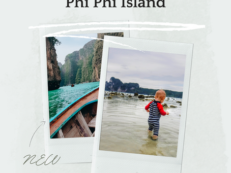 Travel With Children - Koh Phi Phi