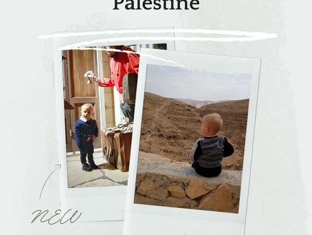 Travel With Children - Palestine