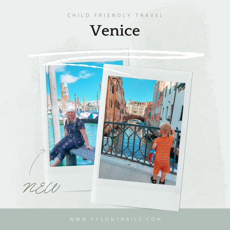 Travel with children - Venice