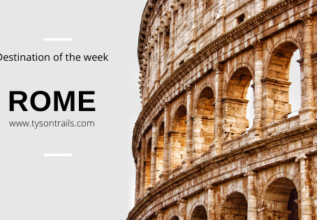Destination of the week - Rome