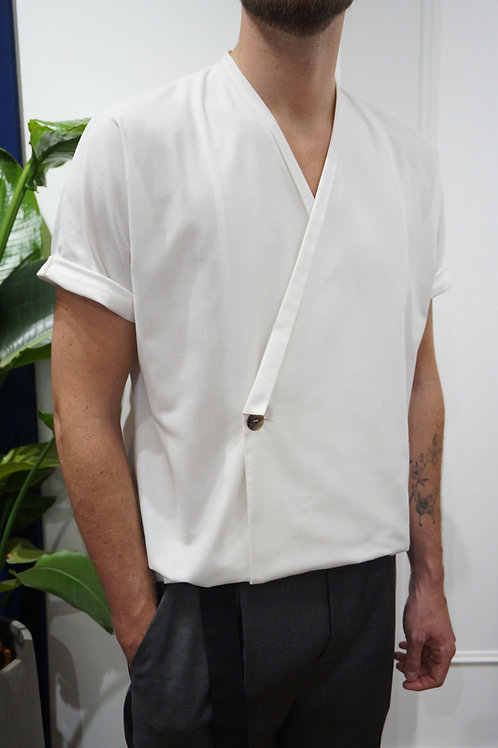CHEMISE-C - BLANCHE