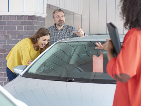 Vehicle safety features can help protect teen drivers
