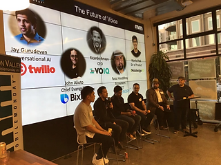 Panel: The Future of Voice