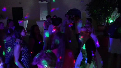 Partytime im Schloss