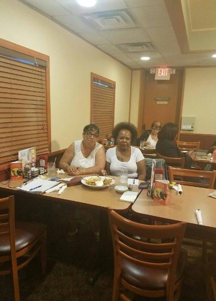 Sister's Meet &Greet